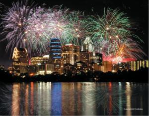 Austin Fireworks