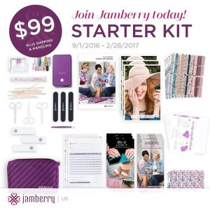 jamberry-starter-kit