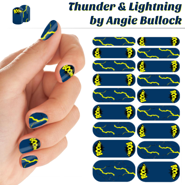 thunder-lightning-collage
